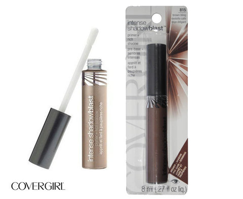 Covergirl Intense ShadowBlast 815 Brown Bling