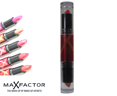 Max Factor Flipstick Colour Effect Lipstick 30 Crispy Red