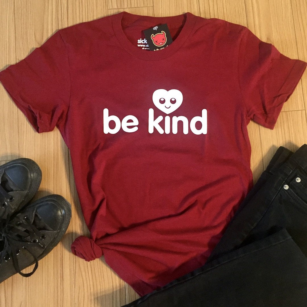 Be Kind - Men / Women Tee (ALMOST GONE!)