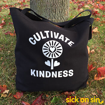 Cultivate Kindness - Tote Bag (Extra Large)