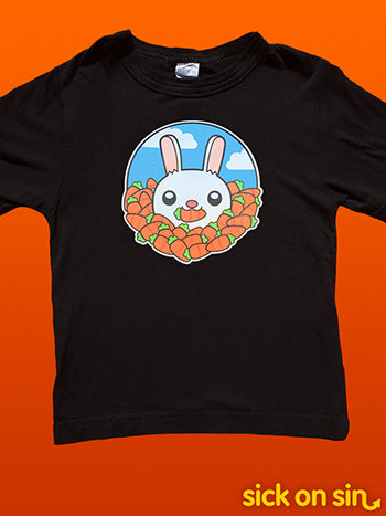 Cutesy Bunny - Kid / Infant Tee