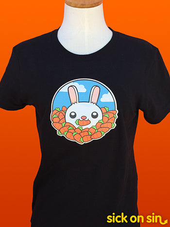 Cutesy Bunny - Men / Women Tee
