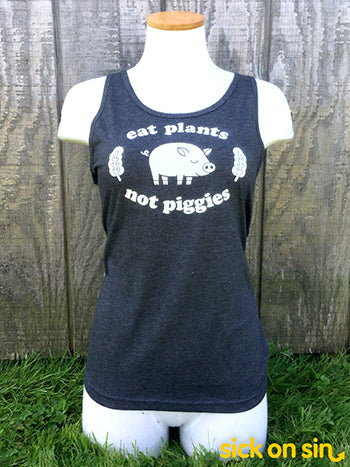 Eat Plants Not Piggies - Adult Tank