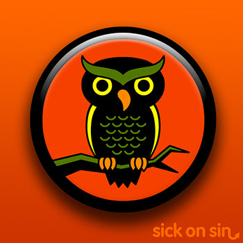 Halloween Owl - Accessory