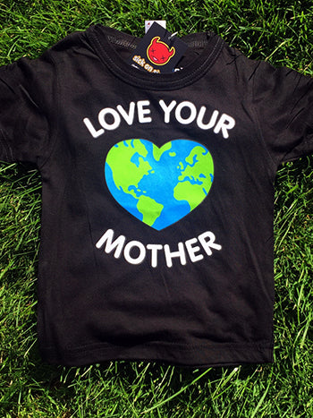 Love Your Mother - Kid Tee