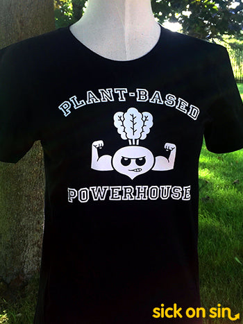Plant-Based Powerhouse - Men / Women Tee