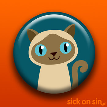 Siamese Cat - 9 Lives Club - Accessory