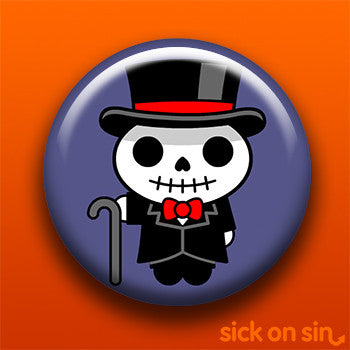 Dapper Skeleton - Accessory