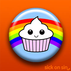 Sick On Sin Happy Cupcake