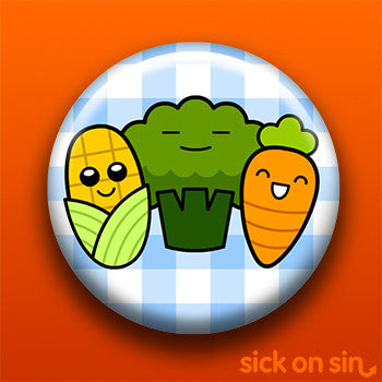 Happy Veggies - Accessory