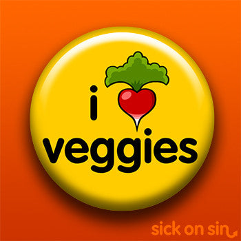 I Love Veggies - Accessory