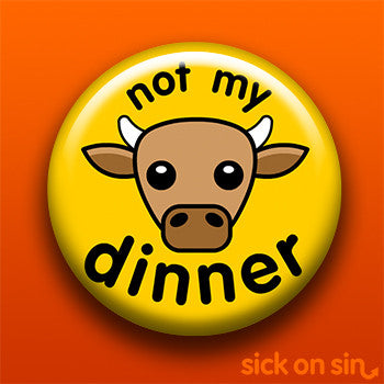 Not My Dinner: Cow - Accessory