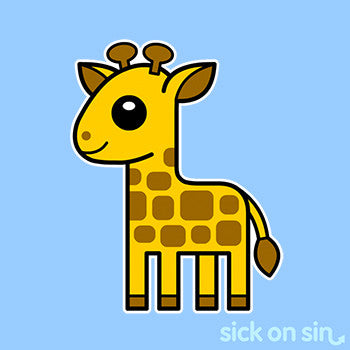 Giraffe - Kid / Infant Tee