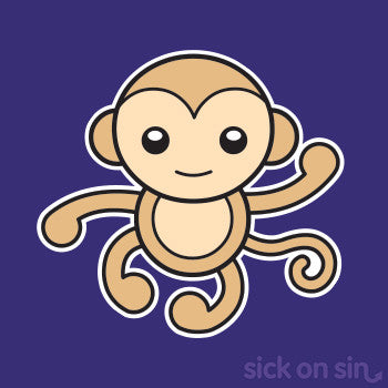 Monkey - Kid / Infant Tee