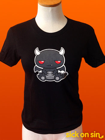 Black Dragon - Men / Women Tee