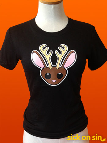 Jackalope - Men / Women Tee
