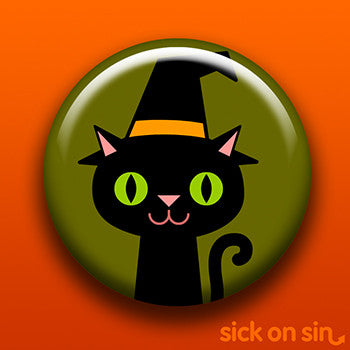 Witch Cat - Accessory