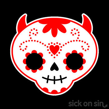 Sugar Skull - Men / Women Tee