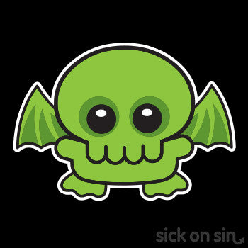 Cute Cthulhu - Kid / Infant Tee