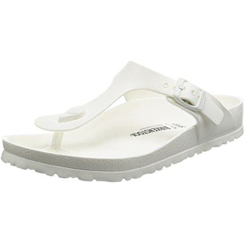 Birkenstock Womens Gizeh EVA Sandals White
