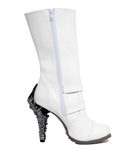 Women's Heavy Metal Biker Inspired Boots