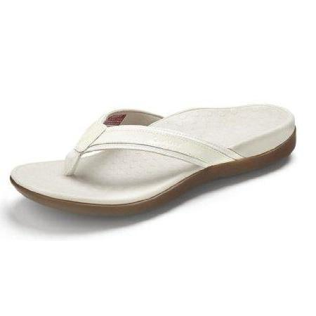 Vionic by Orthaheel Womens Tide II Sandal White