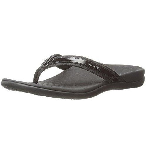Vionic by Orthaheel Womens Tide II Sandal Black