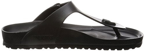 Birkenstock Women's Gizeh Black EVA Sandals