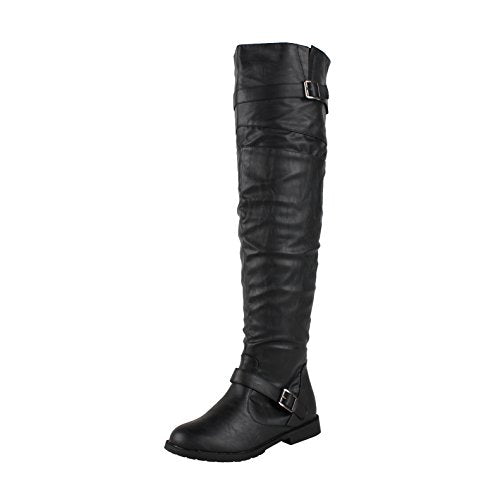 Guilty Heart - Tokyo Thigh High Over The Knee Boots (Previously West Blvd)