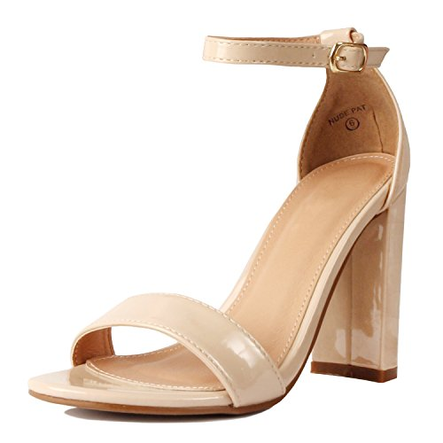 68291e8beed Guilty Shoes | Guilty Shoes Womens Comfort High Heel Sandal - One ...