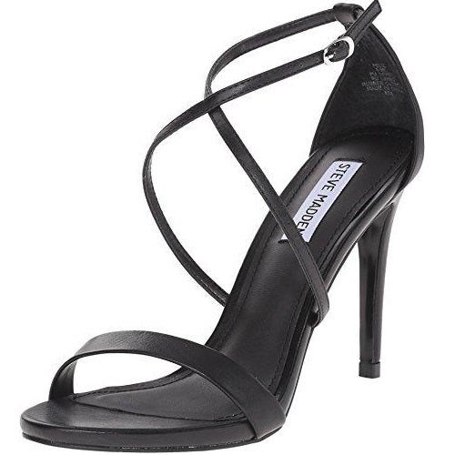 Steve Madden Women's Feliz Dress Sandal Black