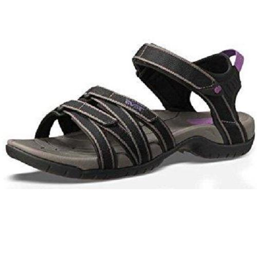 Teva Women's Tirra Sandal Black Grey