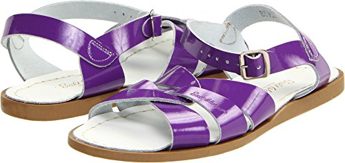 8b1d6f3d1ecd ... Salt-Water Style 800 Original Sandal Shiny Purple US Women ...