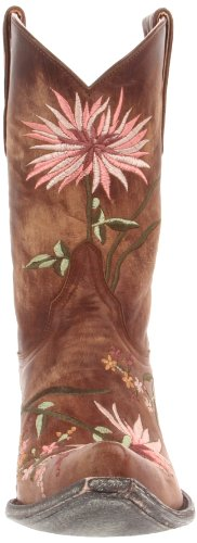 Old Gringo Women's Ellie Boot Brass Pink