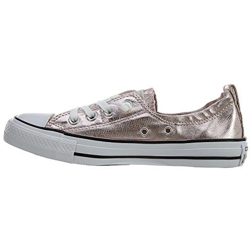 Converse Chuck Taylor All Star Shoreline Rose Quartz White Black Lace-Up Sneaker