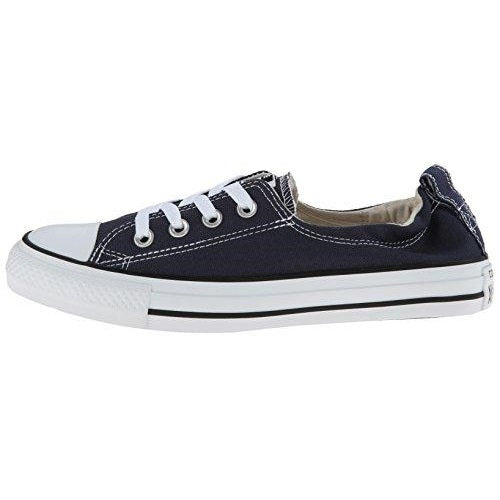 Converse Women's Shoreline Slip on Sneaker Navy