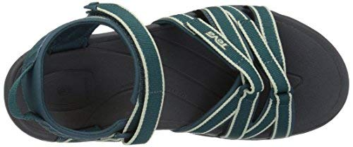 Teva Women's W Tirra Sandal Teal Dark Shadow