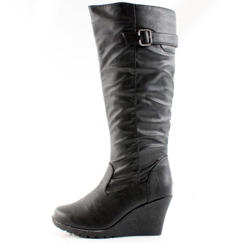 Guilty Heart - Jakartav2.0 Wedge Boots (Previously West Blvd)
