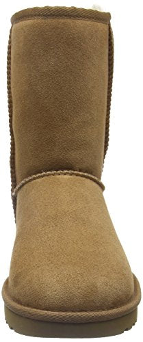UGG Women's Classic Short II Winter Boot, Chestnut