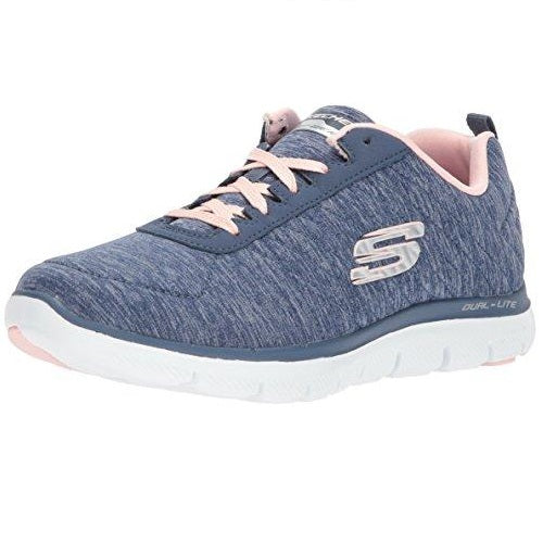 Skechers Women's Flex Appeal 2.0 Sneaker Navy