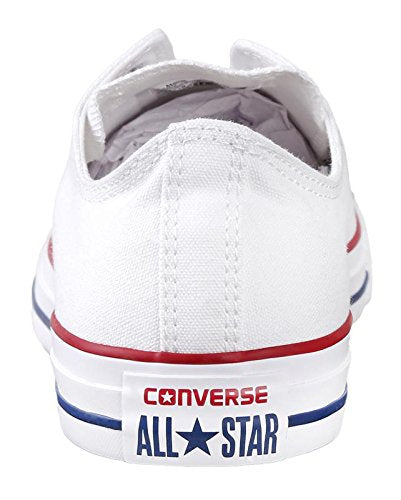 Converse All Star OX Unisex Shoes Optical White US Women