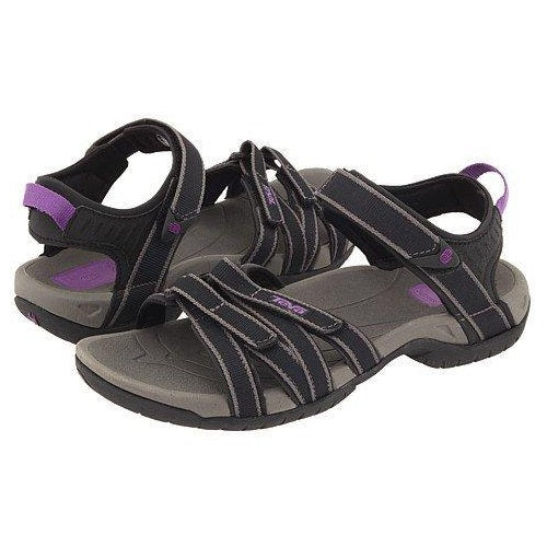 Teva Women's Tirra Athletic Sandal Black-Grey