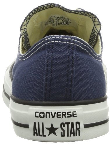 Converse Unisex Chuck Taylor All Star Ox Low Top Navy Sneakers US Women