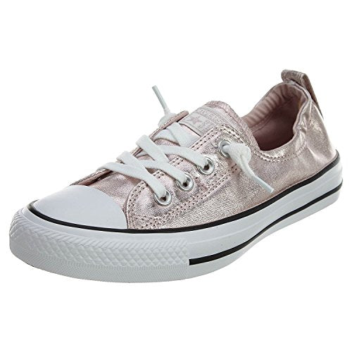 4dd241501c8e ... Converse Chuck Taylor All Star Shoreline Rose Quartz White Black Lace-Up  Sneaker ...