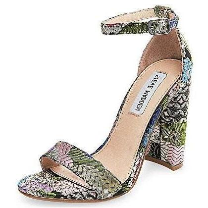 Steve Madden Women's Carrson Dress Sandal Bright Multi