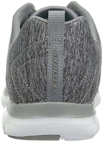 Skechers Sport 12753 Women's Flex Appeal 2.0 Sneaker Gray