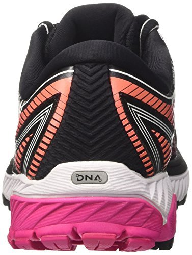 Brooks Women's Ghost 10 Grey/Rose Gold