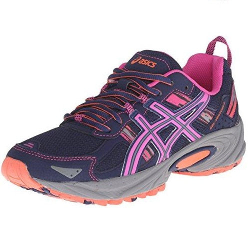 best website 777dd 44487 ASICS Women s Gel-Venture 5 Running Shoe, Indigo Blue Pink Glow Living