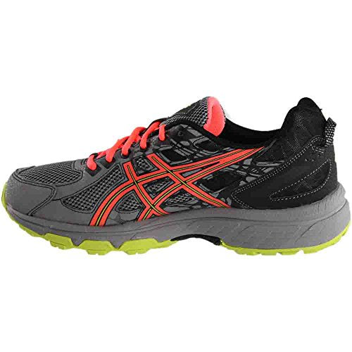 ASICS Women's Gel-Venture 6 Running-Shoes Phantom Coral Lime