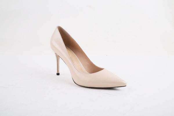 Women High Heel Shoes Basic Model Pumps Lady Sexy Pointed Toe Wedding Shoes Pumps Handmade Sheepskin Shoes